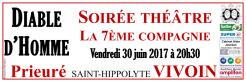 Imprimé de Web-open : Large show banner - Diable d'homme - Banderole