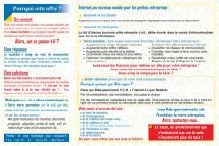 Imprimé de Web-open : Prospectus - Web-open ILM - Dépliant, Prospectus