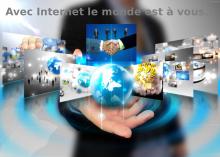 Web-open : Internet, nouveau monde des petites entreprises