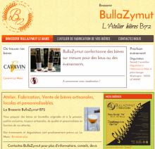 Bullazymut - Site réalisé par Wen-open