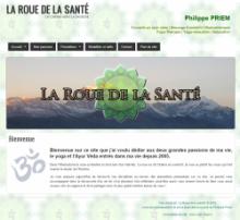 La Roue de la Santé - Site réalisé par Web-open