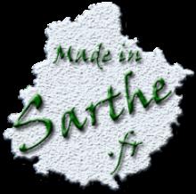 Made-in-sarthe - Site réalisé par Wen-open
