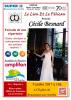Imprimé de Web-open : Affiche de spectacle - Concert Cécile Besnard - Affiche
