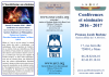 Imprimé de Web-open : Brochure - AMORC - Conferences and seminar - Dépliant, Prospectus
